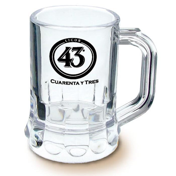1.25 oz. Acrylic LED Mini Mugs