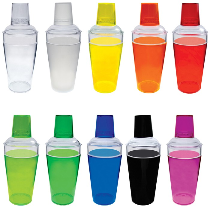 20 oz. Acrylic Cocktail Shaker