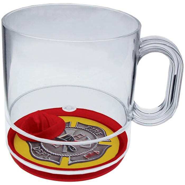 12 oz. Acrylic Careers Theme Compartment Coffee Mugs