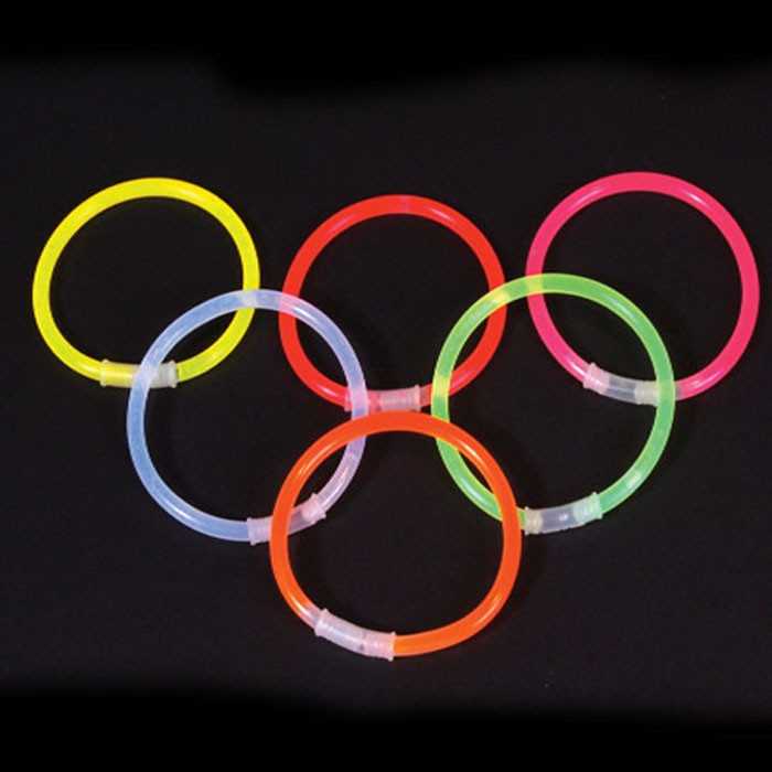 Glow-in-the-dark Bracelets