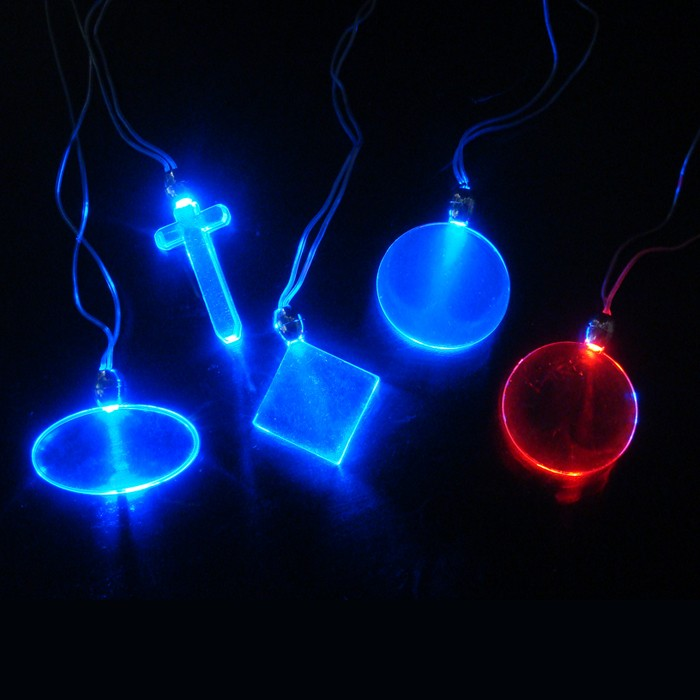 LED Lightup Necklaces