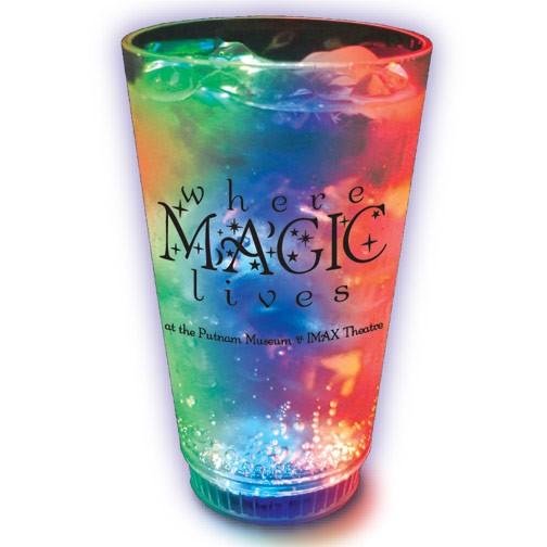 16 oz. Acrylic Light-up Pint
