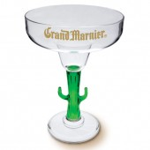 Acrylic 12 oz. Novelty Margarita Glass
