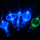 Lighted Lanyards