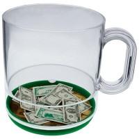 12 oz. Acrylic Festive Occasions Theme Compartment Coffee Mugs
