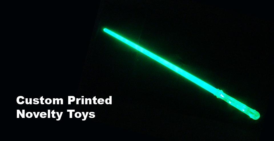 Custom Light Up Swords